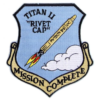 1987 - 308th Strategic Missile Wing, Titan II RIVET CAP, Mission Complete (18 August)