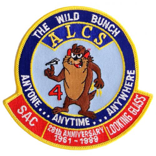 1989 - 2d Airborne Command and Control Squadron, SAC Looking Glass 28th Anniversary 1961-1989 - ALCS (3 February)