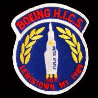 1989 - Boeing H.I.C.S., Lewistown MT (341 SMW)