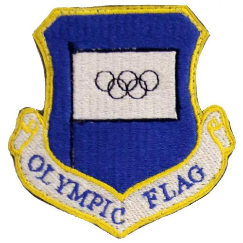 Olympic Flag (Type I, Style A)
