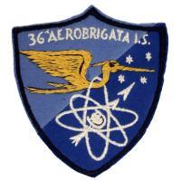 36th Strategic Interdiction Air Brigade, IAF
