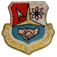 7231st Combat Support Group (TUSLOG Detachment 116)