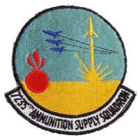 7235th Ammunition Supply Squadron (7235 ASUPS)
