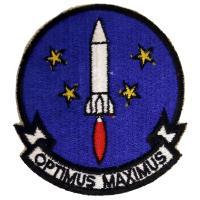 864th Strategic Missile Squadron (IRBM-Jupiter) & 864th Technical Training Squadron
