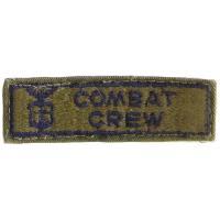 Combat Crew Badge (Subdued)