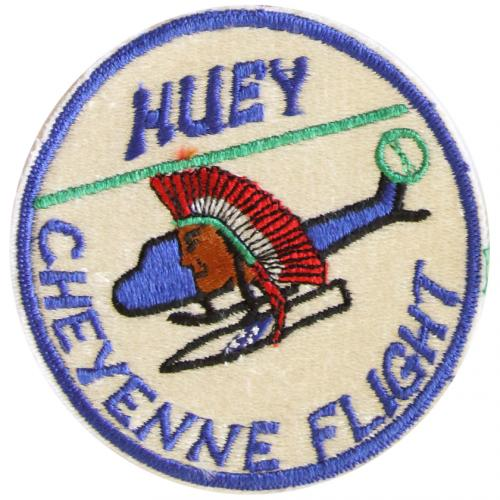 37th Aerospace Rescue and Recovery Squadron - Cheyenne Flight (Style A)