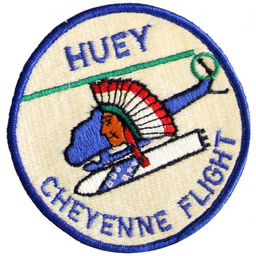 37th Aerospace Rescue and Recovery Squadron - Cheyenne Flight (Style B)