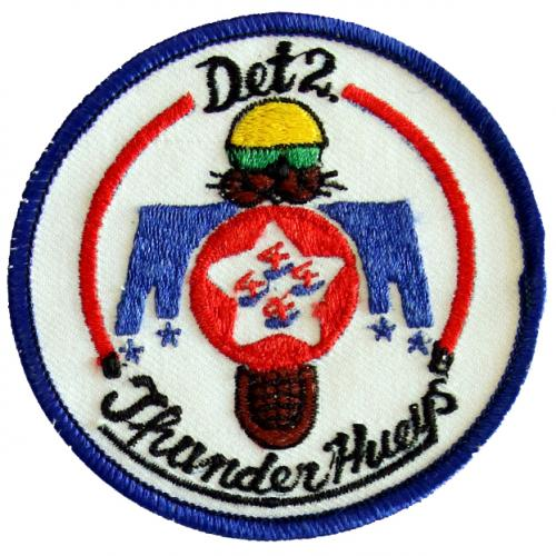37th Aerospace Rescue and Recovery Squadron, Detachment 2 & 37th Air Rescue Squadron, Detachment 2