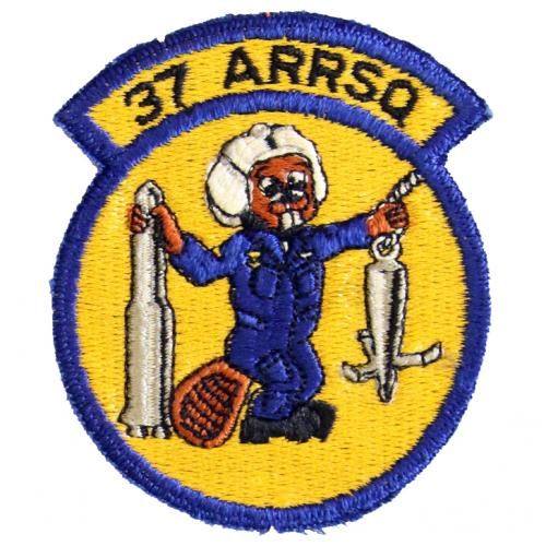 37th Aerospace Rescue and Recovery Squadron (Style C)