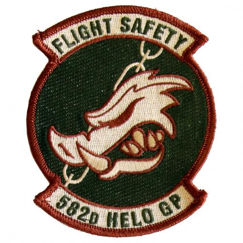 582d Helicopter Group - Flight Safety