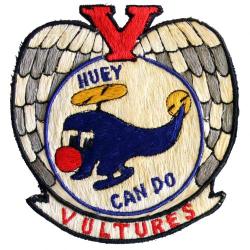 804th Combat Support Group, Helicopter Support Section (Style B)