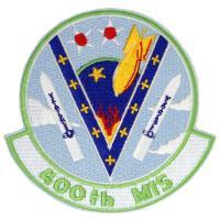 400th Missile Squadron (Type I)