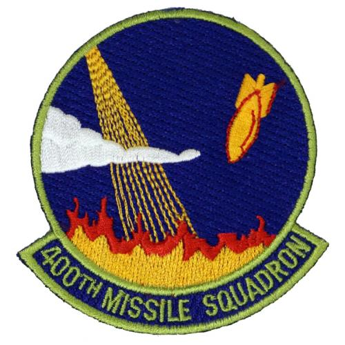 400th Missile Squadron (Type II)