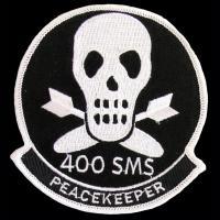 400th Strategic Missile Squadron - Peacekeeper