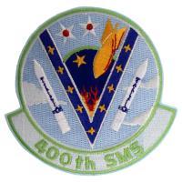 400th Strategic Missile Squadron (Style C, Peacekeeper era)