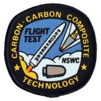 Peacekeeper Flight Test - Carbon-Carbon Composite Technology