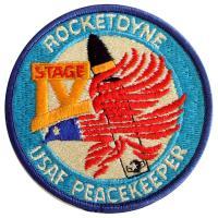 Peacekeeper Stage IV - Rocketdyne