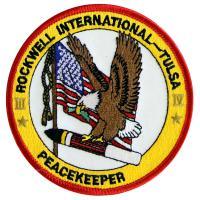 Peacekeeper Stages III & IV - Rockwell International -Tulsa
