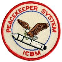 Peacekeeper System ICBM