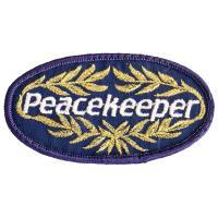 Peacekeeper (oval)