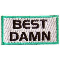 BEST DAMN