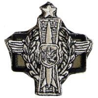 (Senior Missile Badge with Operations Designator - Airborne)