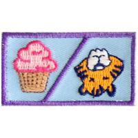 (cupcake & tiger)