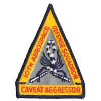 10th Aerospace Defense Squadron (Style B)