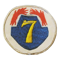 99th Aviation Depot Squadron (99 AvDS), Detachment 7
