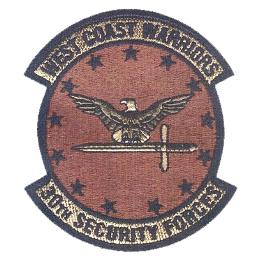 30th Security Forces Squadron (Style B)