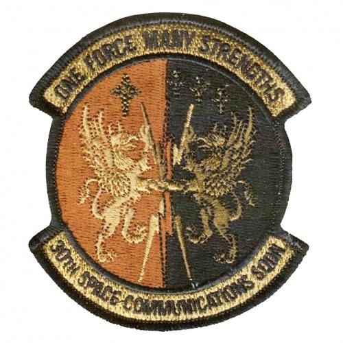 30th Space Communications Squadron (Style B)