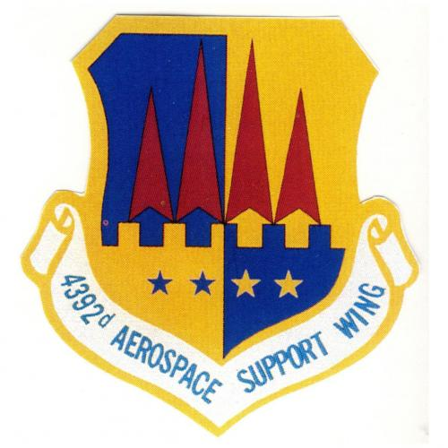 4392d Aerospace Support Wing (Type II)