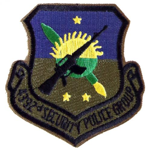 4392d Security Police Group