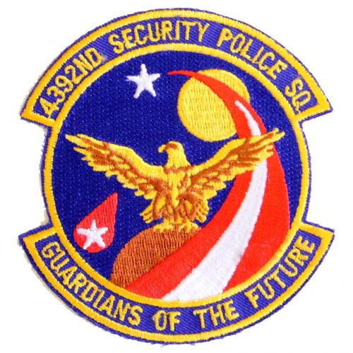4392d Security Police Squadron (Type II)