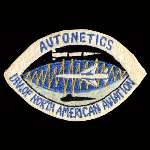 Autonetics Division - North American Aviation (Style A)