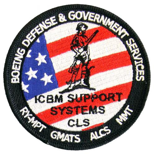 Boeing Defense & Government Services - ICBM Support Systems CLS