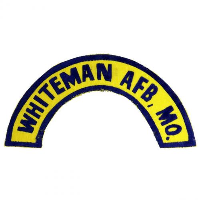 1967 Curtain Raiser, 351st Strategic Missile Wing - WHITEMAN AFB, MO. (Style A)