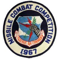 1967 Strategic Air Command Missile Combat Competition (Curtain Raiser)
