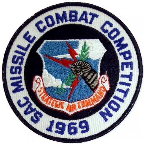 1969 SAC Missile Combat Competition (Olympic Arena)