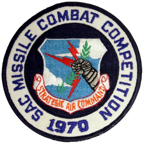 1970 SAC Missile Combat Competition (Olympic Arena)