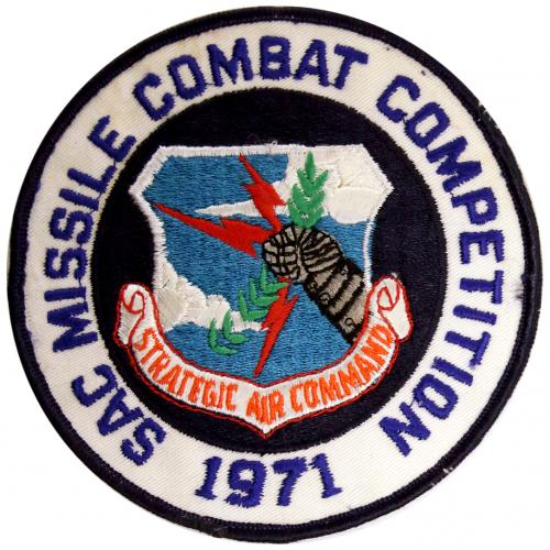 1971 SAC Missile Combat Competition (Olympic Arena)