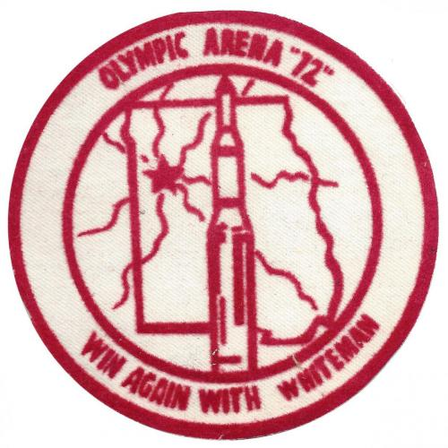 1972 SAC Missile Combat Competition, 351st Strategic Missile Wing - OLYMPIC ARENA '72'