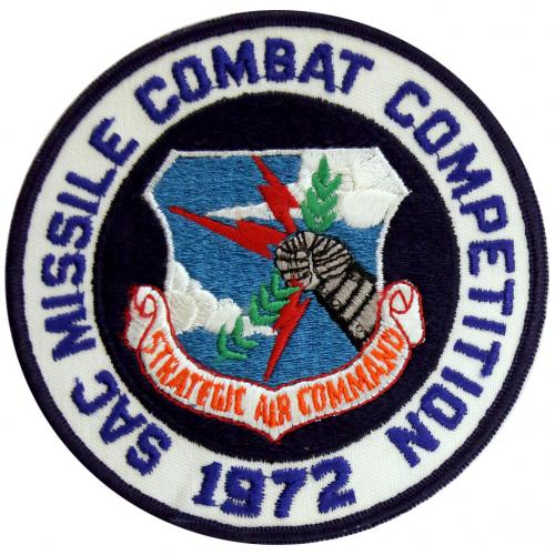1972 SAC Missile Combat Competition (Olympic Arena)