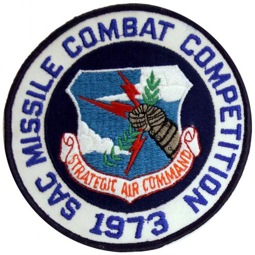1973 SAC Missile Combat Competition (Olympic Arena)