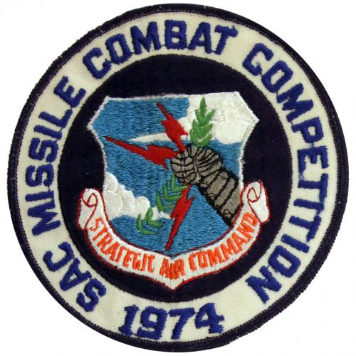 1974 SAC Missile Combat Competition (Olympic Arena)