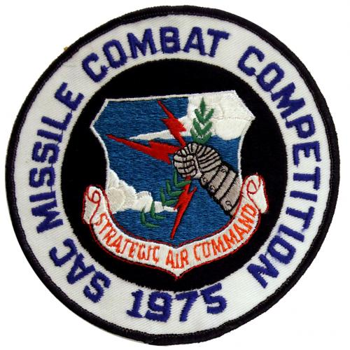 1975 SAC Missile Combat Competition (Olympic Arena)