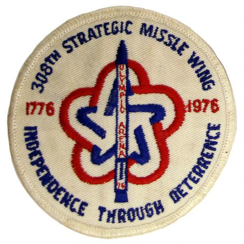 1976 SAC Missile Combat Competition, 308th Strategic Missile Wing - Olympic Arena