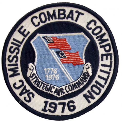 1976 SAC Missile Combat Competition (Olympic Arena)