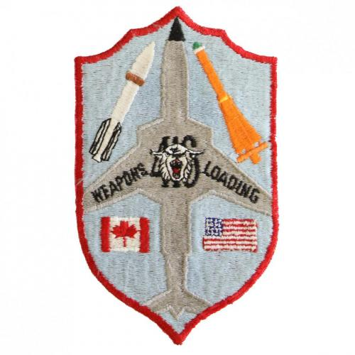19XX Weapons Loading Competition - RCAF No. 416 Squadron & Det. 4, 425th Munitions Support Squadron