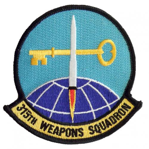 315th Weapons Squadron (315 WPS) (Style A)